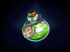 Dribbble - Potion by...
