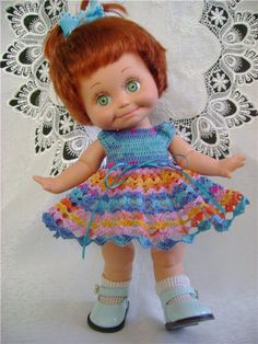 Doll clothes, Crochet patterns and Seychelles holidays on ...