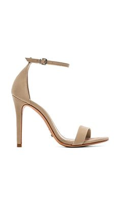 Schutz Classic Nude Ankle Straps. I need these in my life y'all.