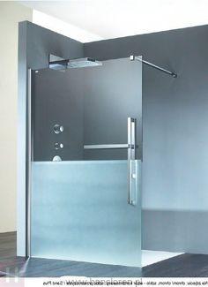 Duplo Huppe pure częściowo w ramie kabina 4-kat Walk-In 140/L - DT0004  http://www.hansloren.pl/Kabiny-prysznicowe