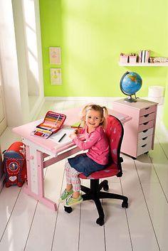 Erster Arbeitsplatz ideal für kleine Vorschülerinnen und ABC-Schützen. #schule…
