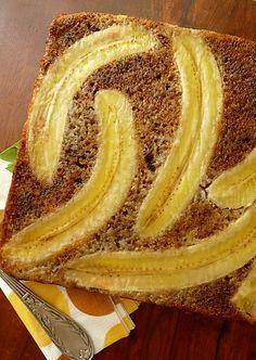 Candy's: Fűszeres, banános fordított süti