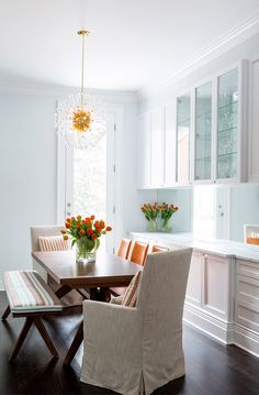 Before and After: A Vibrant Park Slope Brownstone | DomaineHome.com