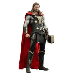 Thor The Dark World - Hot Toys