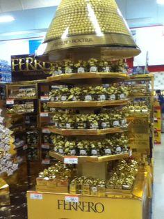 Ferrero Rocher! LOVE!