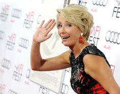 14. Emma Thompson, actress/ screenwriter/author | 51 Badass Ladies Who Will Make You Proud To Be A Woman In 2014
