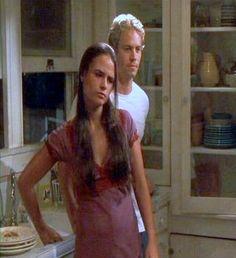 Brian O´Conner and Mia Toretto