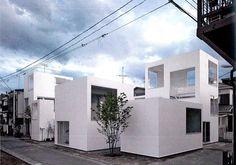 Moriyama House | SANAA