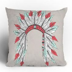 Wesley Bird Dressy Throw Pillow for my future casa(: or bed....