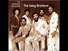 THE ISLEY BROTHERS: HERE WE GO AGAIN.