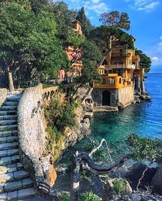 Beautiful place of Portofino! The post Beautiful place of Portofino! appeared first on Woman Casual - Travel New Travel, Italy Travel, Travel Usa, Travel Tips, Travel Europe, Italy Honeymoon, Italy Vacation, Honeymoon Places, Places To Travel