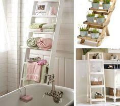 5 оригинальных идей использования лестницы в городской квартире