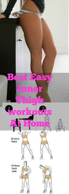 10 Best Exercise to Lose Upper Thigh Fat in Less Than a week