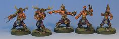 Celtic Team (Norse) great paint jobs...