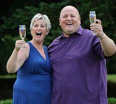 Se ganhasse 170 milhões será que faria o mesmo que este casal?