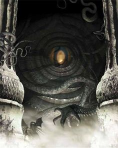 Yog-Sothoth, the Ancient God of  Dimensions, Correspondence and The Correlation Between Time and Space