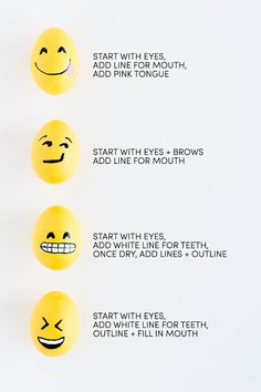 Emoji Easter Eggs such a cutie!