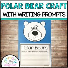 Polar Bear Craft Wit