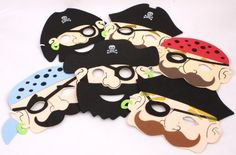 Pirate Foam Mask - Pack of 6 Partyrama http://www.amazon.co.uk/dp/B005H7I206/ref=cm_sw_r_pi_dp_LFDNtb0ABKZ4W7WM