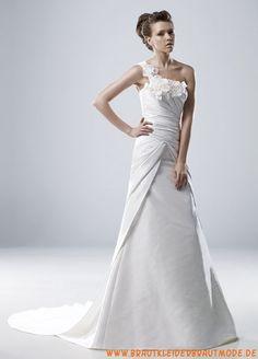 Modische preiswerte Brautkleider aus Satin Berlin kaufen online