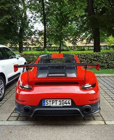 Awesome 991.2 GT2RS