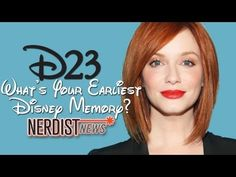 What's Your Earliest Disney Memory? Christina Hendricks, Kristen Bell, Tom Hiddleston, and more - Nerdist News - YouTube