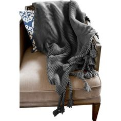 FREE SHIPPING! Shop AllModern for Woven Workz Europa Throw Blanket - Great Deals on all  products with the best selection to choose from!