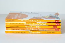 Lot of 5 (#1-5) CLEMENTINE Series Set of Paperback Books by Sara Pennypacker