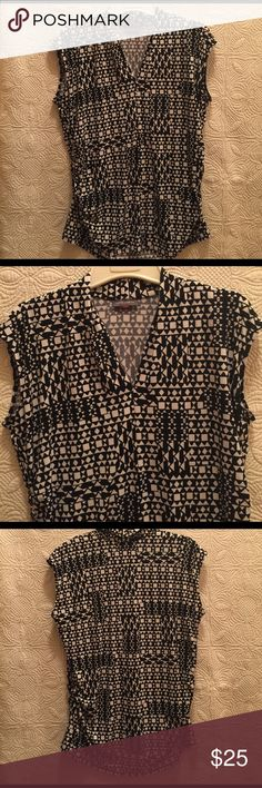 Vince Camuto Top. Excellent condition, used once. Vince Camuto Tops