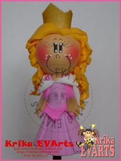 Ponteira princesas