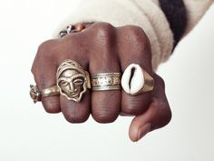 afrocentric rings