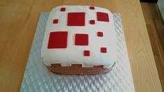 Minecraft cake cake 😀