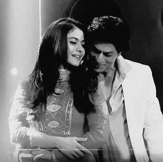 Shah Rukh Khan. Kajol. SRK. Shahrukh Khan.