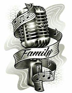 Trendy Music Tattoo Ideas Rock music tattoo ideas Trendy Music Tattoo Ideas Trendy Music Tattoo Ideas Rock music tattoo ideas Trendy Music Tattoo Ideas Rock Old School Microphone Tattoo Design microphone tattoo designs Tatoo Music, Music Tattoos, Body Art Tattoos, Rock Tattoo, Faith Tattoos, Rib Tattoos, Word Tattoos, Music Tattoo Sleeves, Looks Rockabilly