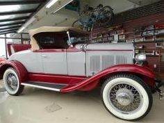 For Sale 1929 DeSoto Roadster