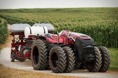 CASE IH MAGNUM - ein autonomer Traktor