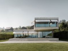 Villa M by Niklaus Graber + Christoph Steiger Architekten | HomeDSGN, a daily source for inspiration and fresh ideas on interior design and ...