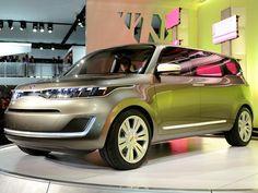 Minivan concept  www.kia.com