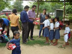 Q3 technologies is quit active in CSR activities. Q3 always come forward to help needed portion of the society. http://www.q3tech.com/about-us/corporate-social-responsibility/