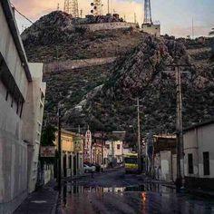 Cerro de la Campana.    Hermosillo.  Sonora mexico.