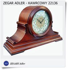 Duży Elektroniczny zegar BUFETOWY z melodią WESTMINSTER (22136)