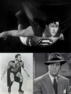 Kirk Alyn was the first actor to play Superman on screen, in the 1948 film serial Superman, and its 1950 sequel Atom Man Vs. Superman.