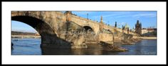 Panoramic Pictures, Italian Language, Prague, Fine Art Photography, The Book, Fine Art Prints, Charles Bridge, Gallery, Books