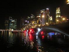 Esplanade Bridge, Singapore