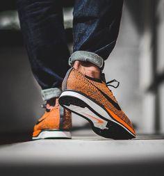 2864e52d4d929 On-Foot  Nike Flyknit Racer