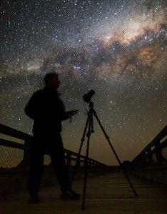 Wanna shoot a night sky