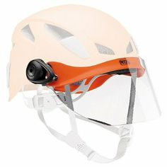 Petzl Visiera per Casco Vizion: Amazon.it: Sport e tempo libero