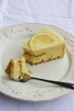 dessert limone e nocciole