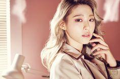 "Seolhyeong - AOA - 1st Studio Album ""Angel's Knock"" teaser image"