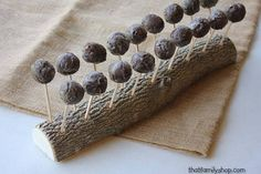People Also Love These Ideas Cake Pop Holder Rustic